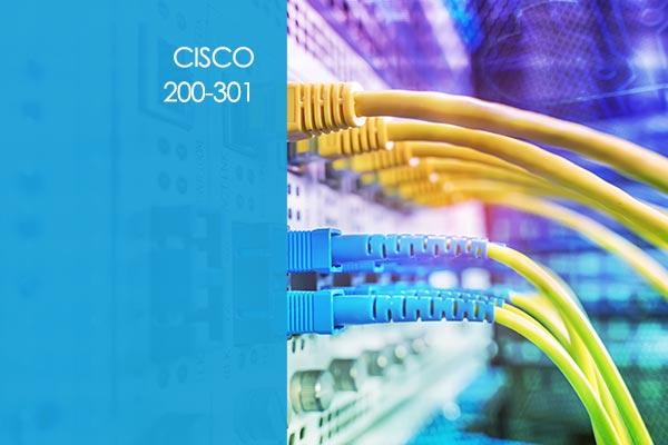 Cisco 200-301: Cisco Certified Network Associate (CCNA)