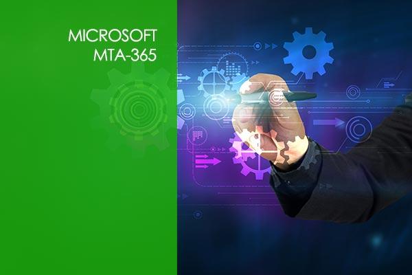 Microsoft 98-365 MTA Windows Server 2016 Administration