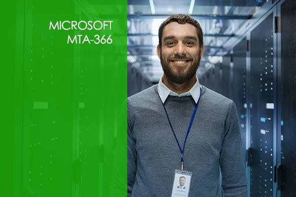 Microsoft 98-366 MTA Networking Fundamentals