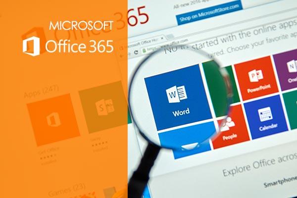 Microsoft Office 365 Online Versions